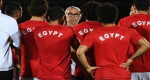 كوبر يعلن تشكيلة المنتخب في كأس العالم بقيادة محمد صلاح