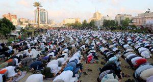 البحر الأحمر: 14ساحة و79 مسجدا لأداء صلاة عيد الفطر