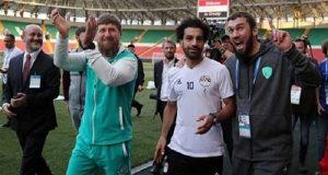 النائب العام يأمر بالتحقيق في استضافة رئيس الشيشان للمنتخب