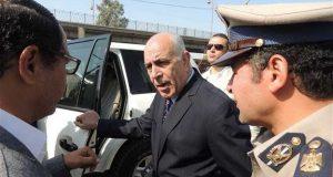 مديرو الأمن يتفقدون مواقف سيارات الأجرة