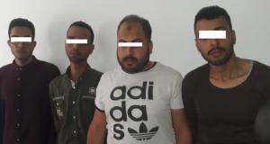 القبض على مسلحين بعد استيلائهم على 5 ملايين جنيه من موظفين أمام بنك